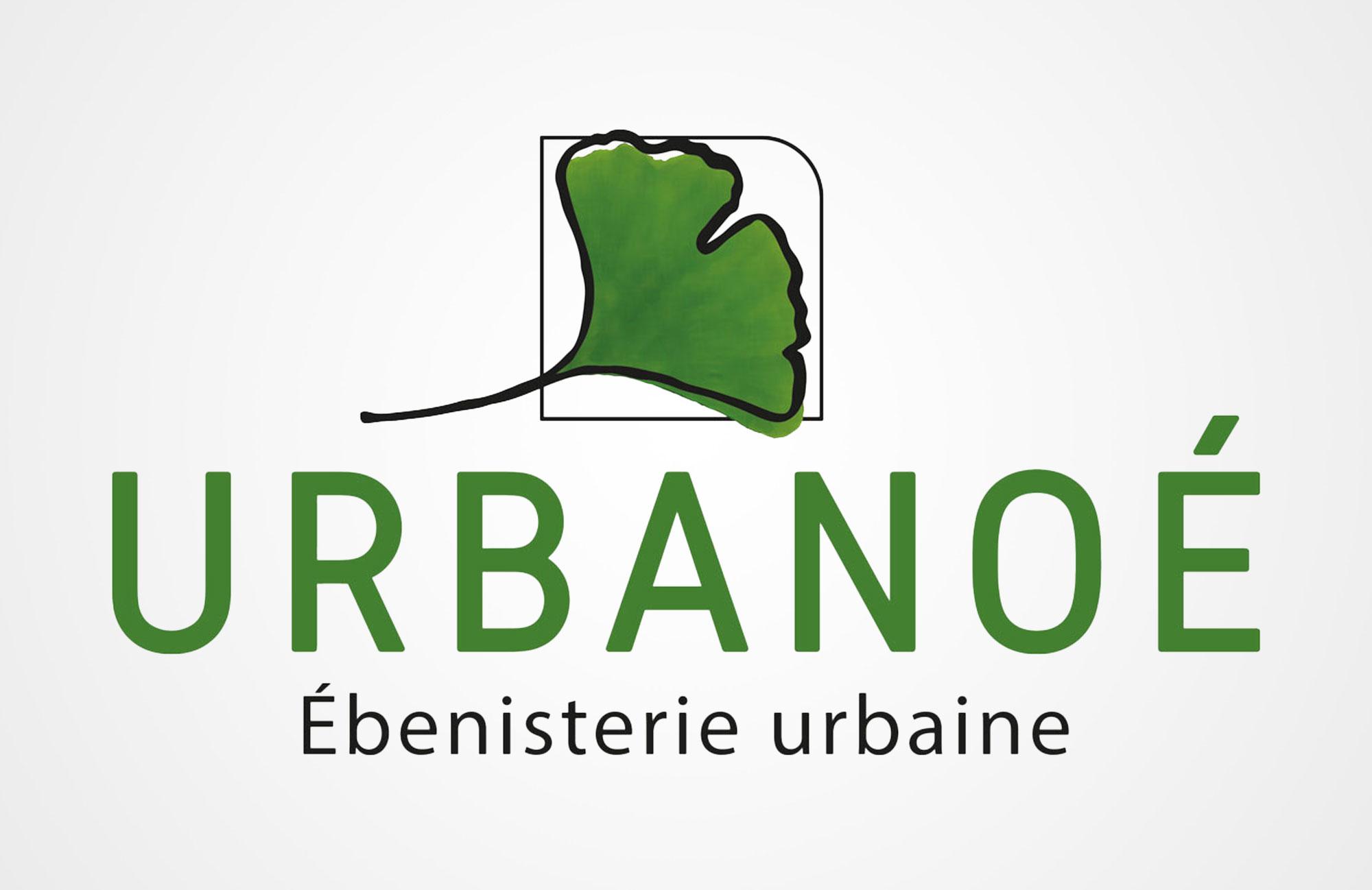 Logo de l'entreprise Urbanoé ébénisterie urbaine